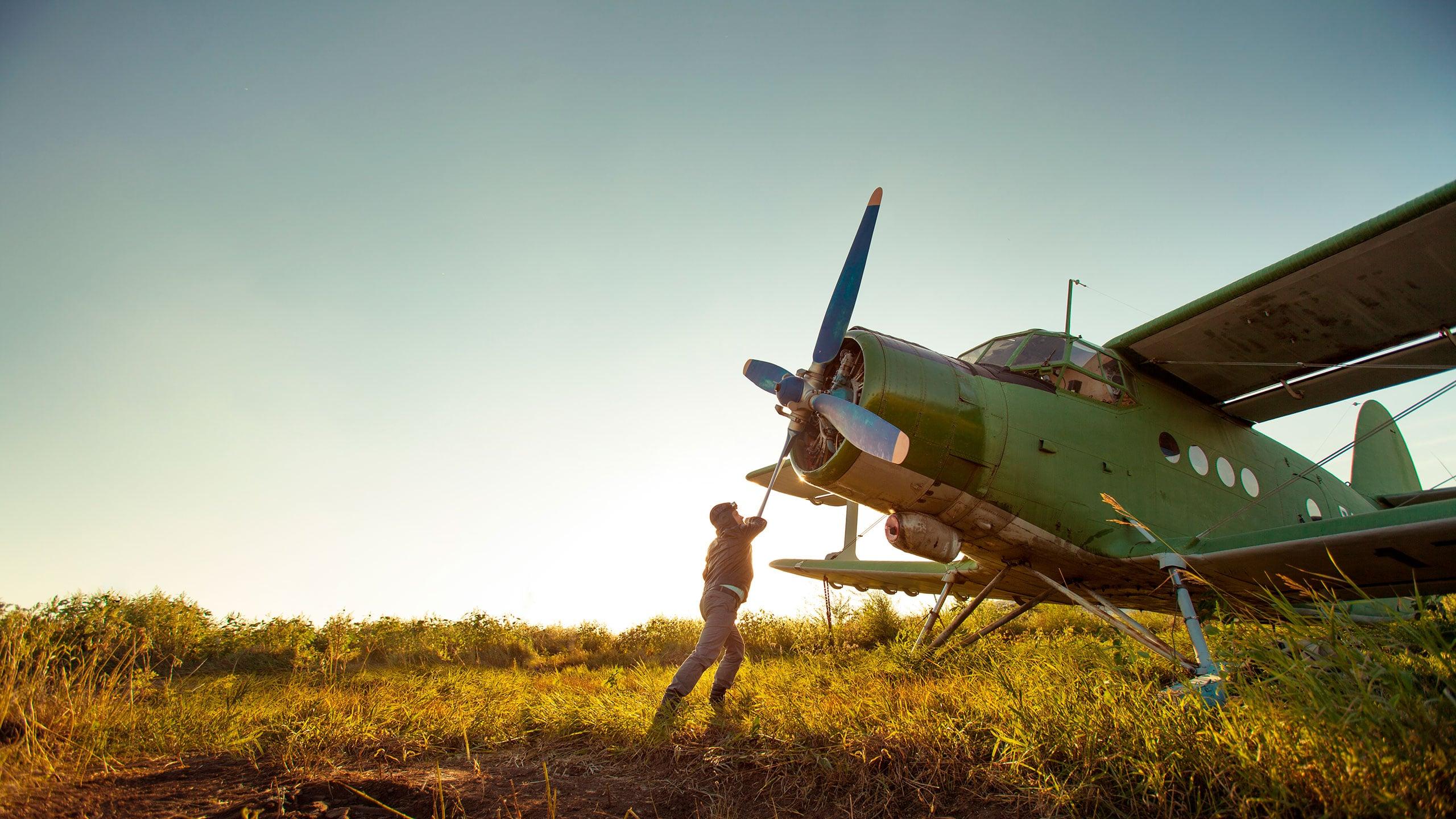 Luchtvaartverzekering